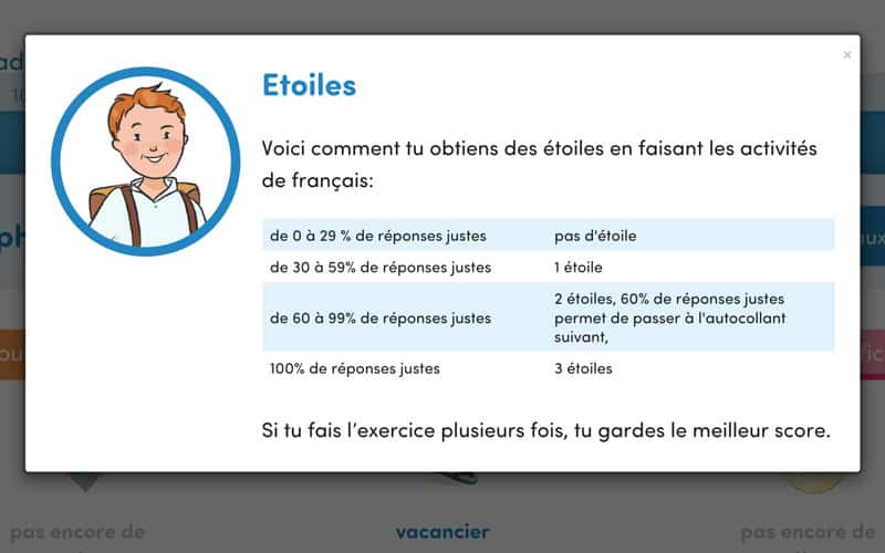 Etoiles are great!
